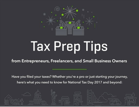 Quickbooks: National Tax Day Tax Prep Tips
