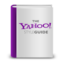 The Yahoo! Style Manual