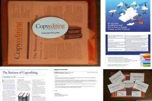 Copyediting Organization Membership Packet Collage 2018