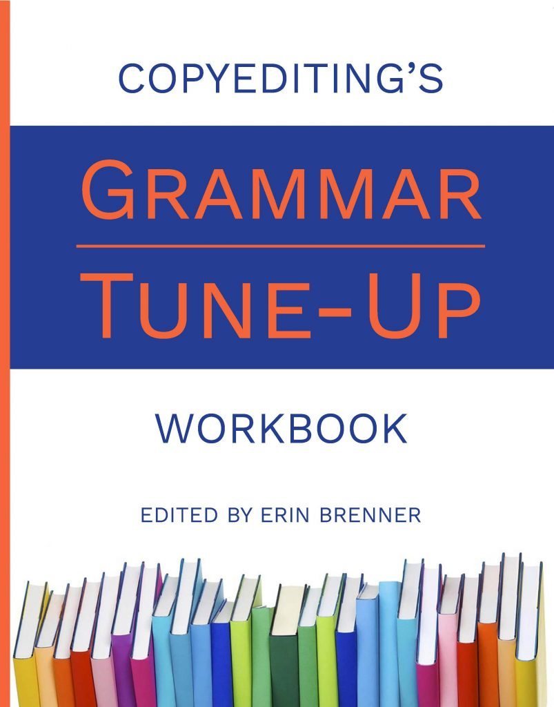 Copyediting's Grammar Tune-Up Workbook cover